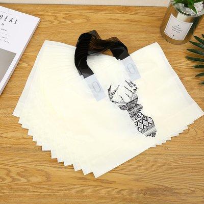 hello小店-新款加厚禮品袋化妝品袋子購物袋服裝店袋子手提袋塑料袋批發#購物袋#手提袋#袋子#