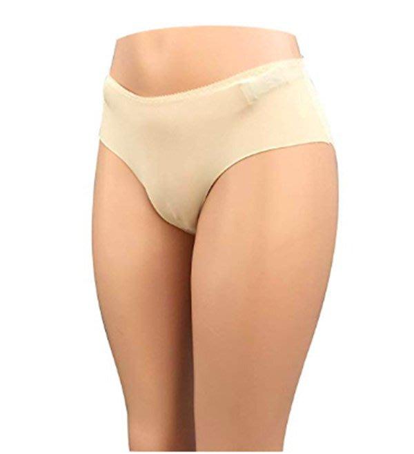 現貨  新潮流偽娘變裝內褲 可插入可排尿  隱藏jj一片式矽膠褲 偽娘T褲