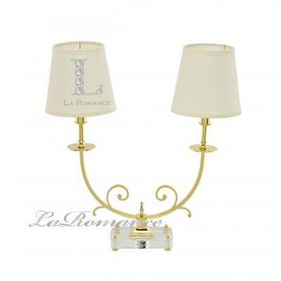 【芮洛蔓 La Romance】Mindy Brownes - Clodagh 雙燈罩桌燈 / 檯燈