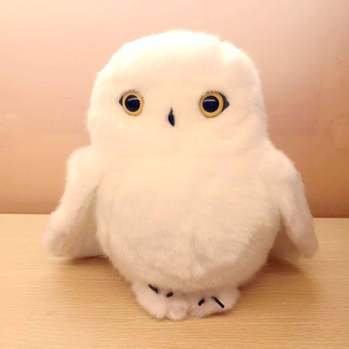 日本雪白大貓頭鷹娃娃,店內最熱銷款~最特別的禮物都在奧爾思~
