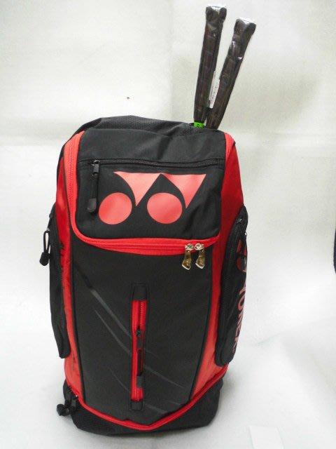 【n0900台灣健立最便宜】2019 YONEX 單支裝後背袋 BAG7321TR-(33.5*22.5*52cm)