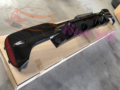 諾亞 BMW G30 改 F90 M5 後下巴 現貨 空力套件 後中包