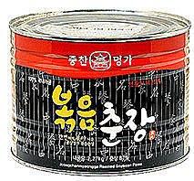 韓國炸醬麵醬2.27kg~黑麵醬甜麵醬春醬韓國老牌餐廳最愛用~韓國炸醬麵醬