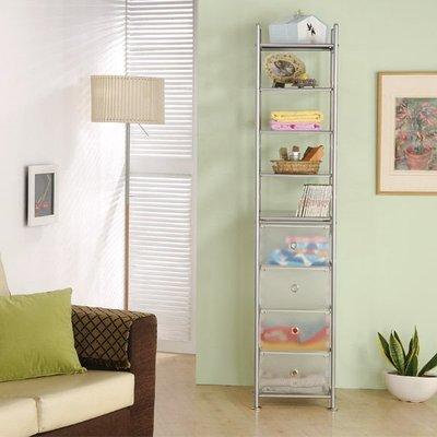 巴塞隆納家具─八層收納寶盒置物架衣櫥櫃...