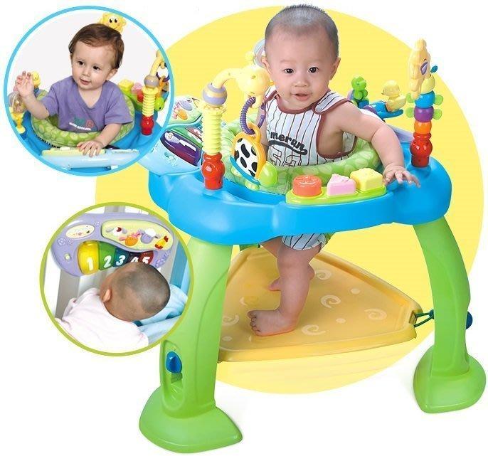 匯樂寶寶多功能遊戲彈跳椅-寶寶跳跳椅~360度旋轉~多功能遊戲音樂跳跳椅◎童心玩具1館◎