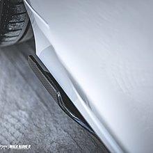 2011-2017 Volvo V40 S60 V60  碳纖維 側裙 (非POLESTAR)