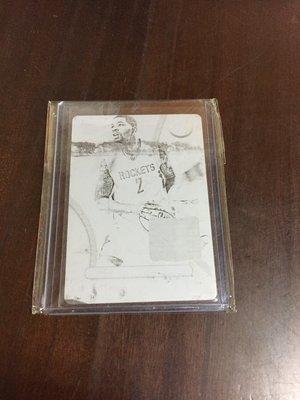 MARCUS MORRIS  卡邦 全世界限量1-1鐵板卡
