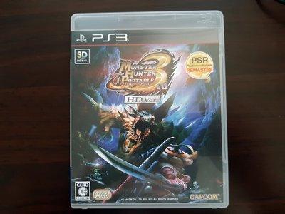 PS3魔物獵人3純日版