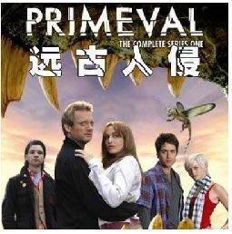 【遠古入侵/史前入侵.Primeval】1-5季 5碟DVD