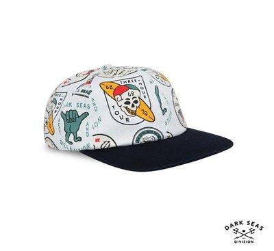 GOODFORIT / 美國品牌Dark Seas Ferrand Hat越戰貼布滿版帽款