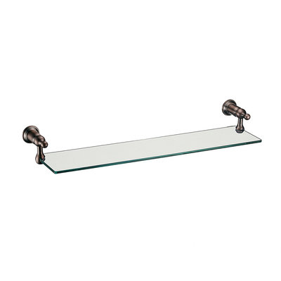 I-HOME 方程式 Formula 衛浴配件 台製 免運 R-6500 古銅色 玻璃平台架