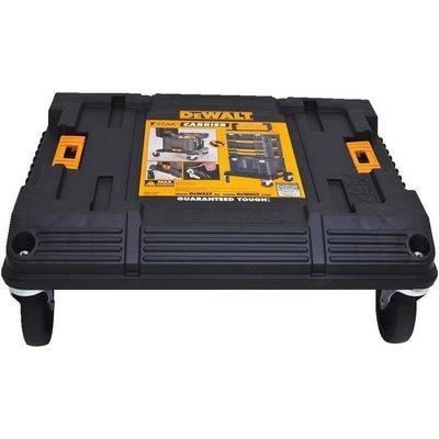 景鴻五金 公司貨 DEWALT 得偉 DWST17889 變形金剛 工具箱專用推車底座 收納盒 零件盒 含稅價