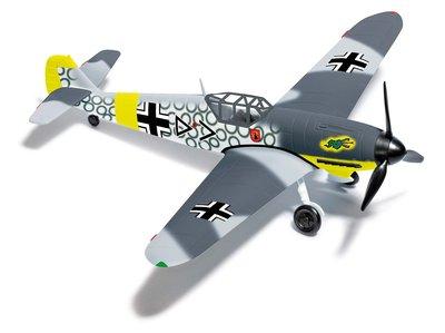 傑仲 博蘭 公司貨 BUSCH Messerschm.Bf 109 F2 Hans von Hahn 25062 HO