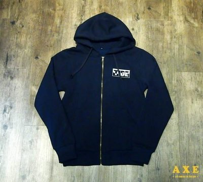 【AXE】TIDE - IN THE END HOODIE 連帽外套[深藍]滑板潮流 加州風 衝浪 交換禮物MIT