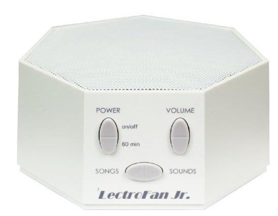 ㊣USA Gossip㊣ LectroFan Jr.  除噪助眠器 自然舒壓