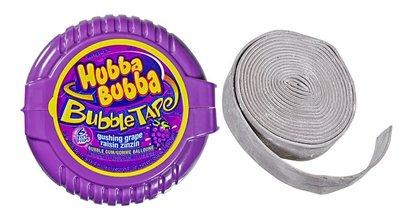 【山姆柑仔店】美國進口/HUBBA BUBBA BUBBLE TAPE 葡萄/原味泡泡糖膠帶/口香糖/交換禮物