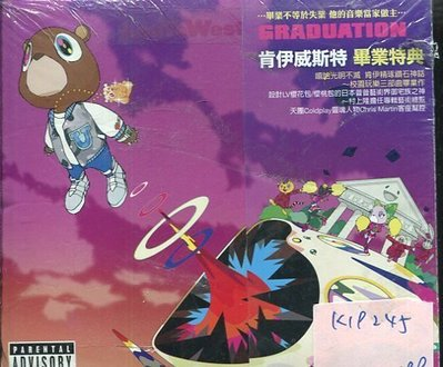*真音樂* KANYEWEST / GRADUATION 全新 K19245