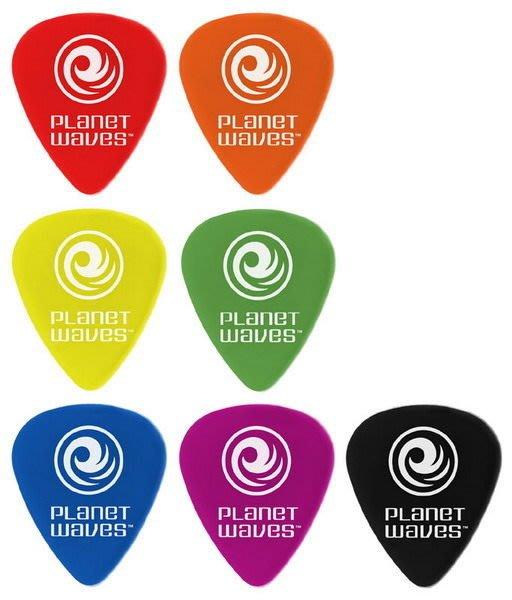 ☆ 唐尼樂器︵☆ Planet Waves Duralin 烏克麗麗/木吉他/電吉他/電貝斯 Bass Pick 彈片