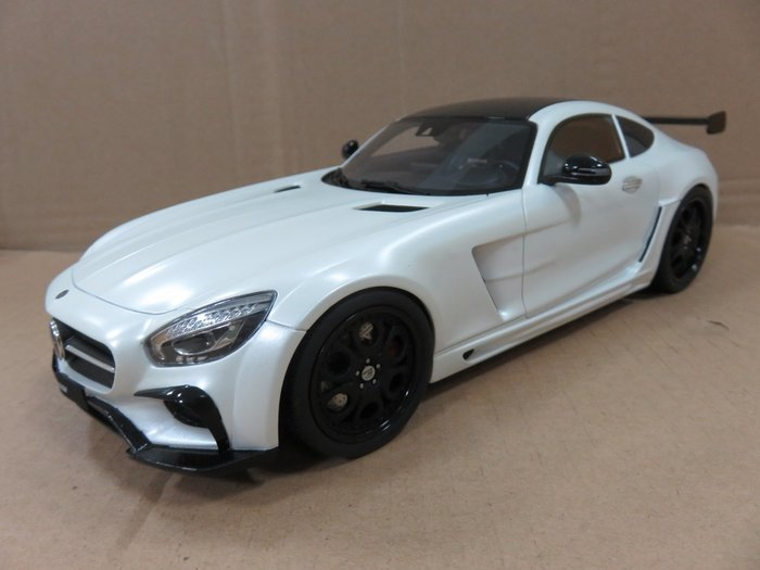 =Mr. MONK= GT SPIRIT Mercedes AMG GT FAB Design
