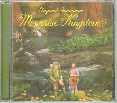 """月升王國(Moonrise Kingdom)""- Alexandre Desplat(22),全新美版"