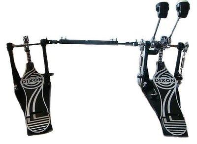 *雅典樂器世界* 極品 DIXON 9290D 爵士鼓大鼓踏板 雙鏈雙踏 台灣製造