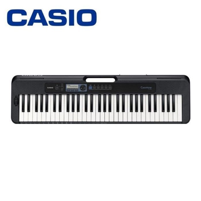 ☆唐尼樂器︵☆公司貨免運 CASIO 卡西歐 CT-S300 Casiotone 61鍵電子琴(加贈鍵盤保養組超值配件)