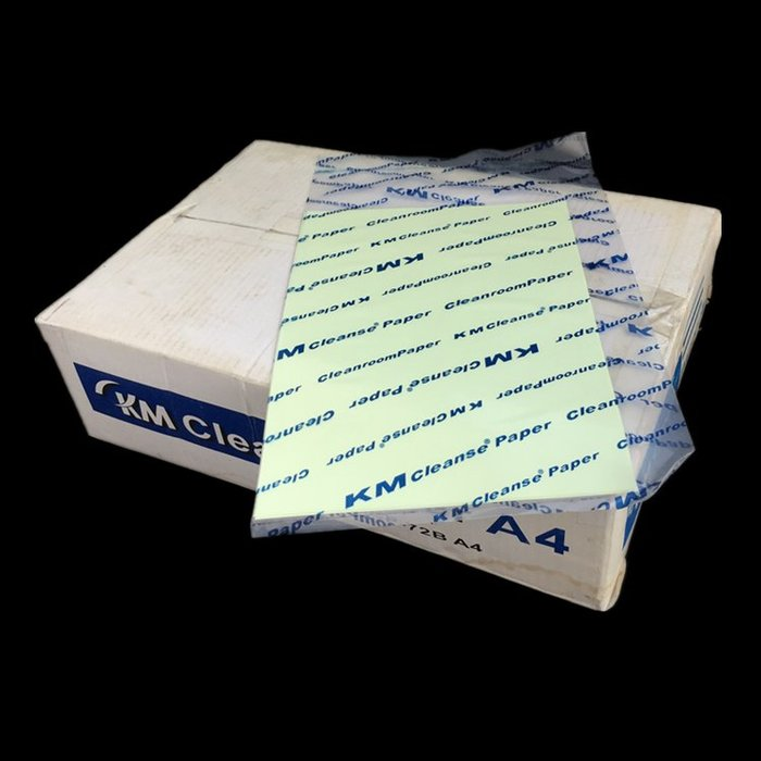 KM防靜電無塵打印紙A3A4A5復寫紙紅黃藍綠紫白色橙色無塵紙