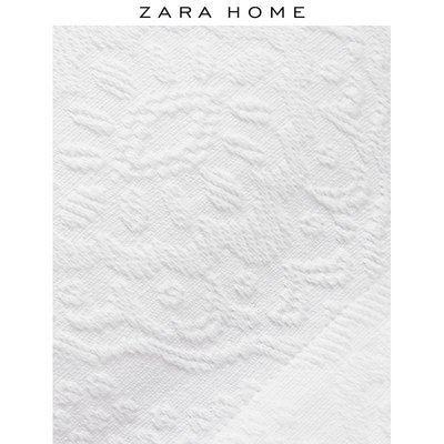 Caro~Zara Home 歐式簡約凸紋設計棉質家用抱枕套靠墊套 40877007250
