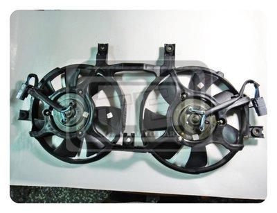 【TE汽配通】三菱 SPACE GEAR 水扇總成 (水箱+冷氣)風扇總成 正廠型 台製外銷件
