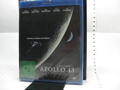 【正版BD】Apollo 13 (阿波羅13) 德版.有中文字幕