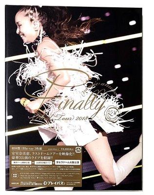 代購 BD 安室奈美惠 namie amuro Final Tour 2018 Finally 東京最終公演+沖縄+大阪