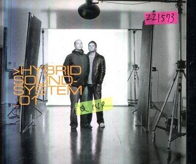 *還有唱片三館* HYBRID SOUND SYSTEM_01 二手 ZZ1573 (需競標)