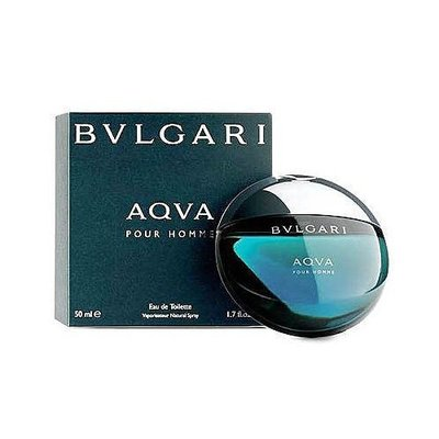 BVLGARI AQVA 寶格麗水能量男性淡香水 100ML【小7美妝】