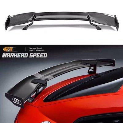 ✨德楊精品✨Audi TT MK3 warhead 碳纖維尾翼
