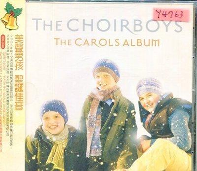 *還有唱片行* THE CHOIRBOYS / THE CAROLS ALBUM 二手 Y4763 (側標破)