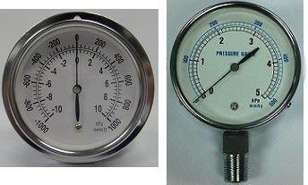 微壓錶聯成錶微壓計微壓表壓力表壓力錶真空計真空表真空錶聯成計low pressure gauge kpa mmaq