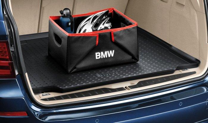 【樂駒】BMW 5系列 F11 原廠 後車廂 行李箱 防護墊 行李墊 防污墊 防水 車內 加裝