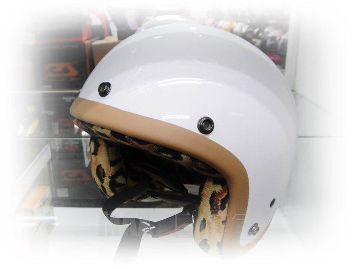 Max工作室~復古帽【豹紋內襯:白(咖邊條)】小帽體 內襯全可拆洗 特價300元~限量優惠中哦^^