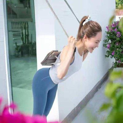 「C.K櫥窗」 現LULULEMON代ALL TIED UP TANK瑜伽運動露背打結背心X8G6
