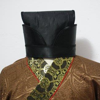 高雄艾蜜莉戲劇服裝表演服*古裝帽/大臣官員帽/員外帽/購買價$500元