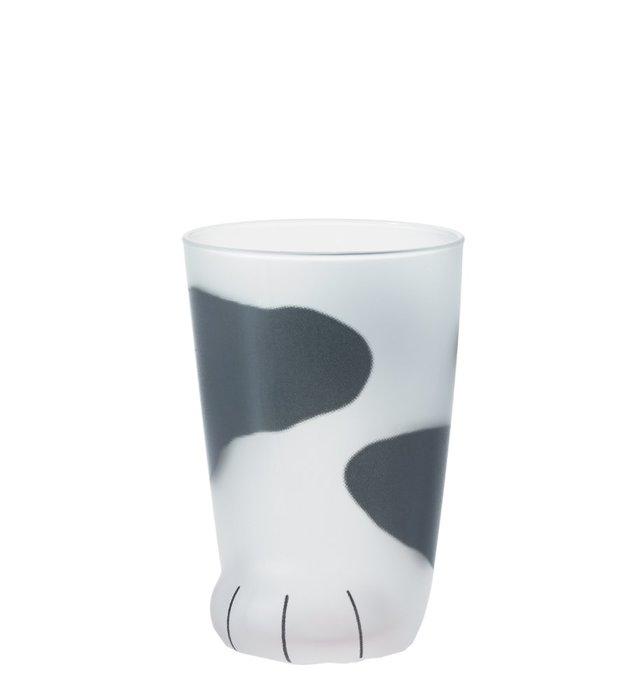 ☘小宅私物☘ 日本 ADERIA 貓腳杯 (乳牛) 300ml 盒裝 水杯 飲料杯 玻璃杯 原廠正貨 現貨附發票