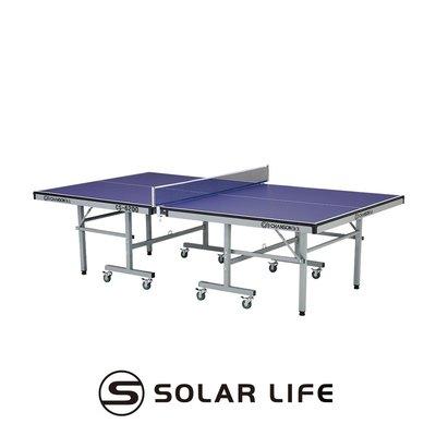 標準規格桌球桌CS-6200 強生CHANSON.乒乓球台15mm板厚桌球檯