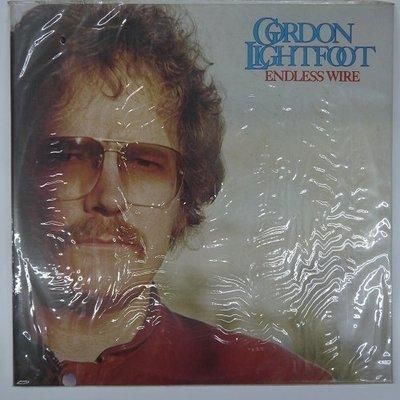 合友唱片 Gordon Lightfoot - ENDLESS WIRE 戈登·萊特福特 黑膠唱片 LP 面交自取