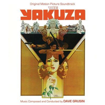 """極道-加長版 The Yakuza""- Dave Grusin,全新美版,29"