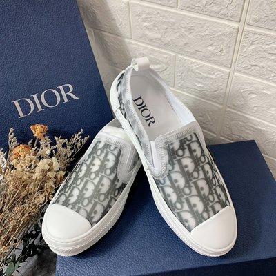 dior 老花懶人鞋