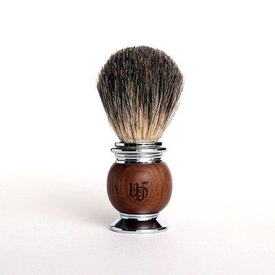 英國 Grand Manner 尊爵系列 純獾毛鬍刷(胡桃木 / Shaving Brush)