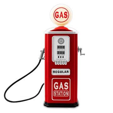 Luxury Life【預購】法國 Baghera Gas Station 加油站