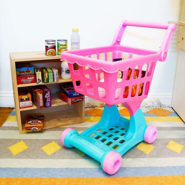B.Toys 小花籃購物車 §小豆芽§ B.Toys 小花籃購物車