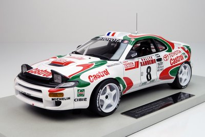 Top Marques 1/18 Toyota Celica GT Four ST 185 TOP034C