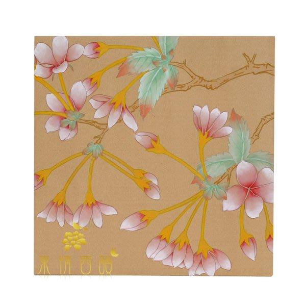 【芮洛蔓 La Romance】東情西韻系列手繪迷你絹絲畫飾 T / 壁飾 / 掛飾 / 壁畫